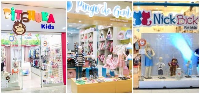 nomes para lojas de roupas infantil