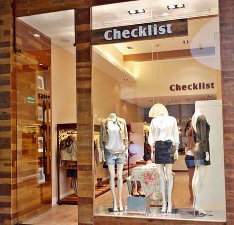 loja feminina com nome em inglês