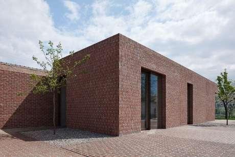 Casa de alvenaria estrutural