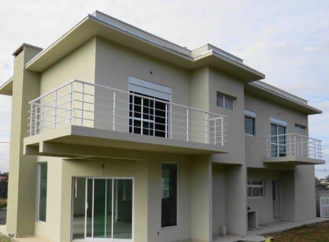 Casa de alvenaria modelos
