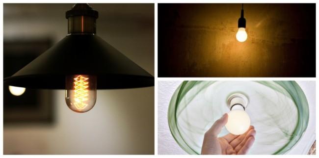Como instalar uma lâmpada 1