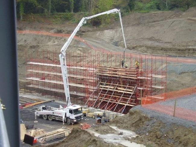 Ideal para grandes construções