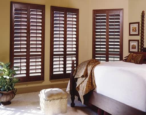 Outro modelo de persiana para o quarto