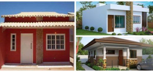 Planta de casas pequenas 3