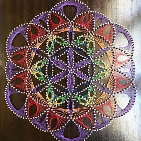 String art mandala5