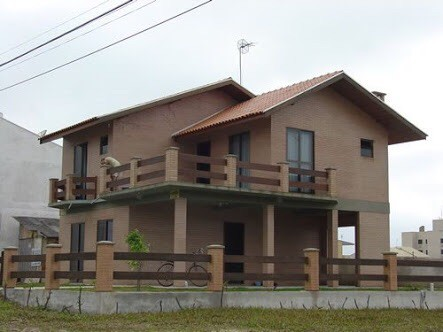 casa de alvenaria pre fabricada