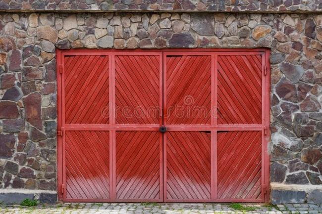 foto de Pedra madeira vermelha