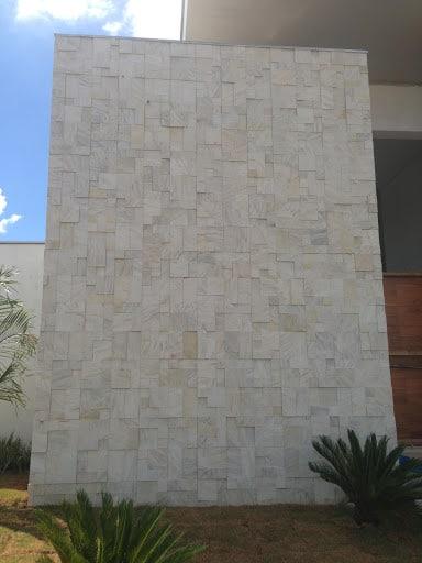 linda Pedra madeira branca