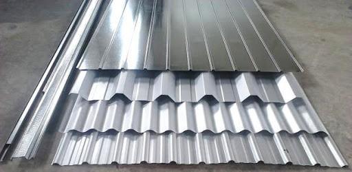 material de construção barato telha metalica