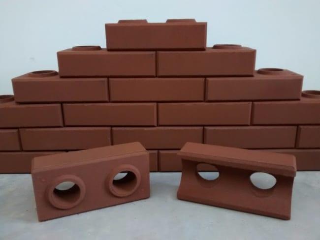 material de construção barato tijolo ecologico