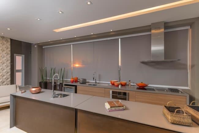 persiana para cozinha