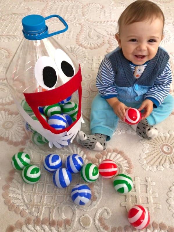 Brinquedo educativo para bebê