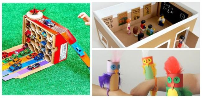 Brinquedos reciclados 5