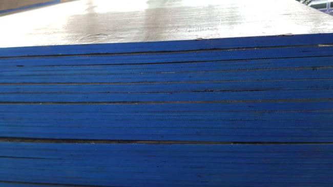 Chapas de madeirite plastificado