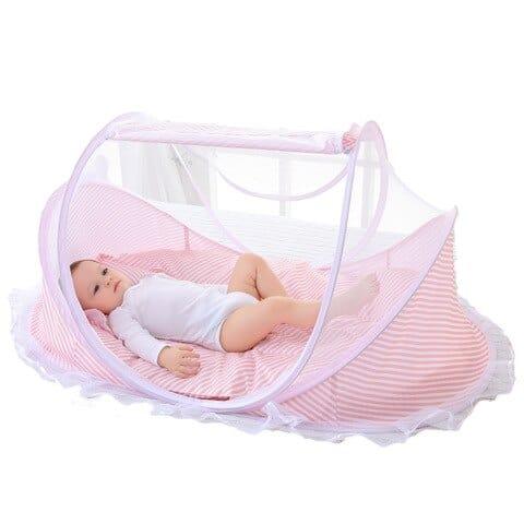 berço mosquiteiro para bebê
