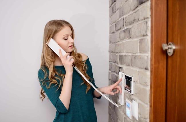 como instalar interfone