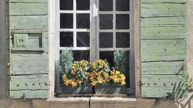 floreira para janela de plastico pequena