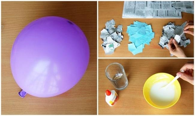 materiais para fazer papietagem
