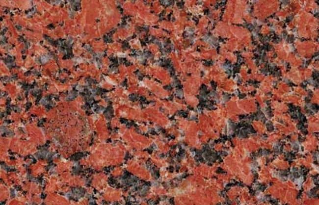Granito vermelho bragança