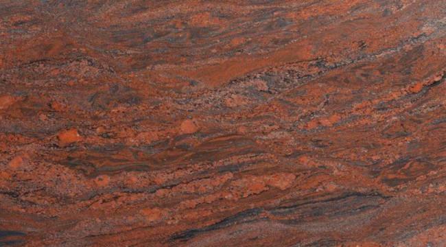 Granito vermelho exótico vermelho verona