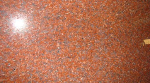 Granito vermelho imperial