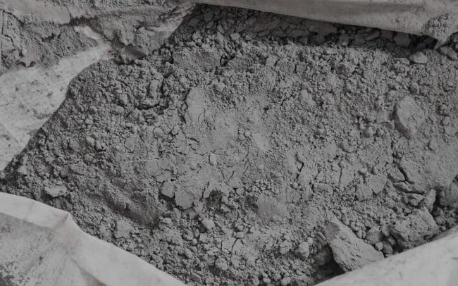 O concreto é um dos principais elementos da construção
