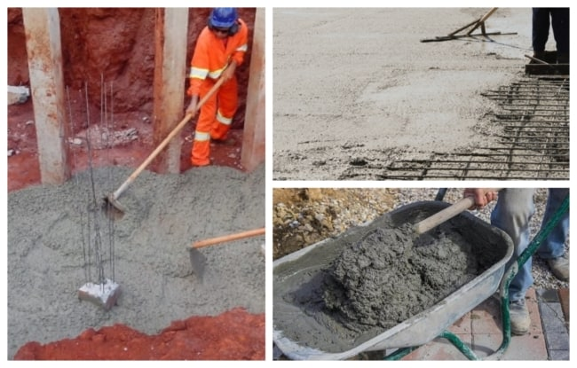 Traço de concreto 3