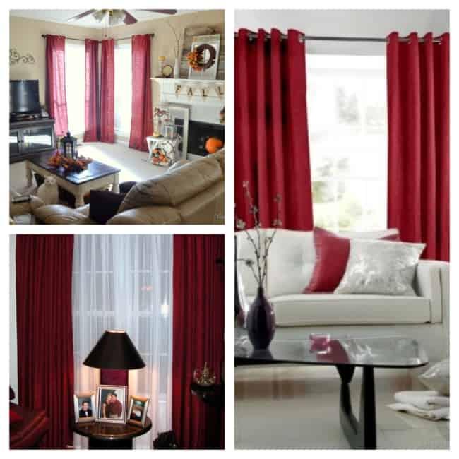 cortina vermelha 2