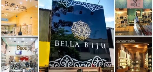 nomes e fachadas para lojas de bijuterias