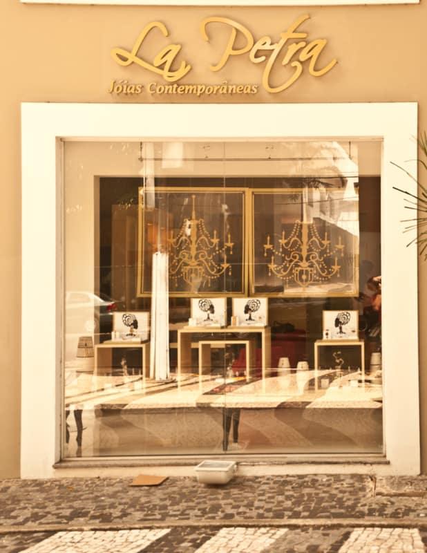 fachada para loja de acessorios