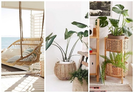 Decoracoes com rattan32