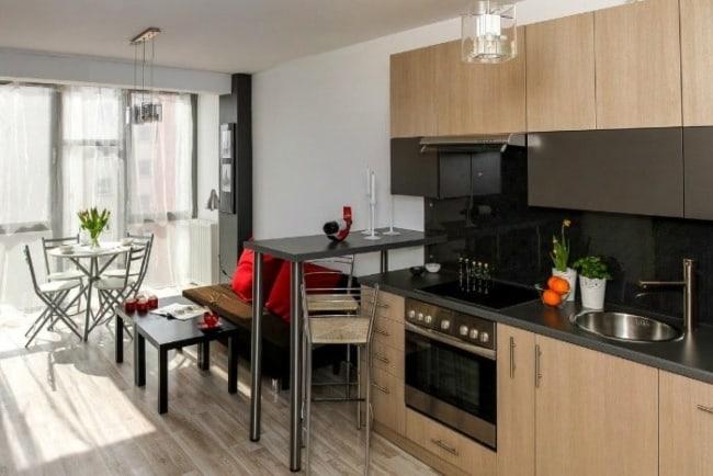 Moveis planejados sao um verdadeiro coringa na decoracao de apartamentos pequenos
