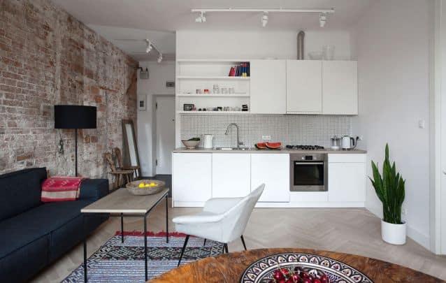 O uso de papel de parede e um verdadeiro trunfo para decoracao de apartamento