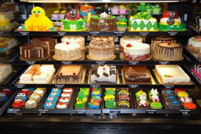 nomes para lojas de bolos