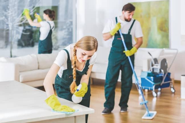 nomes criativos para empresas de limpeza