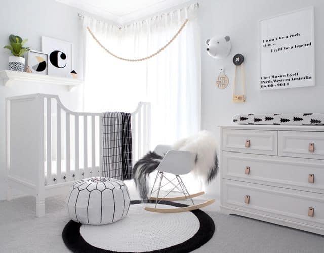 decoracao de quarto de bebe 38