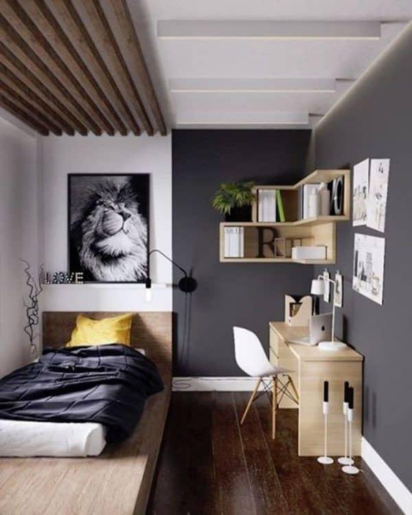 decoracao de quarto masculino 43