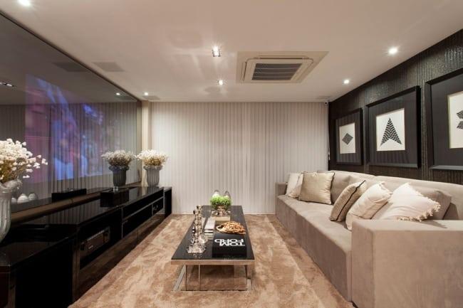 decoracao de sala de estar e tv 12