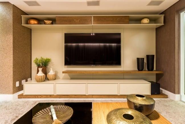 decoracao de sala de estar e tv 14