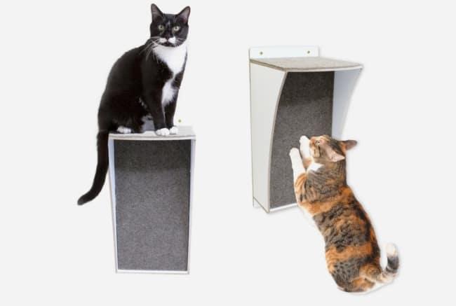 ideias de arranhador para gatos