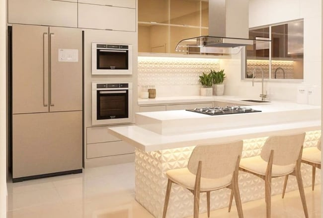 ivory color kitchen 25