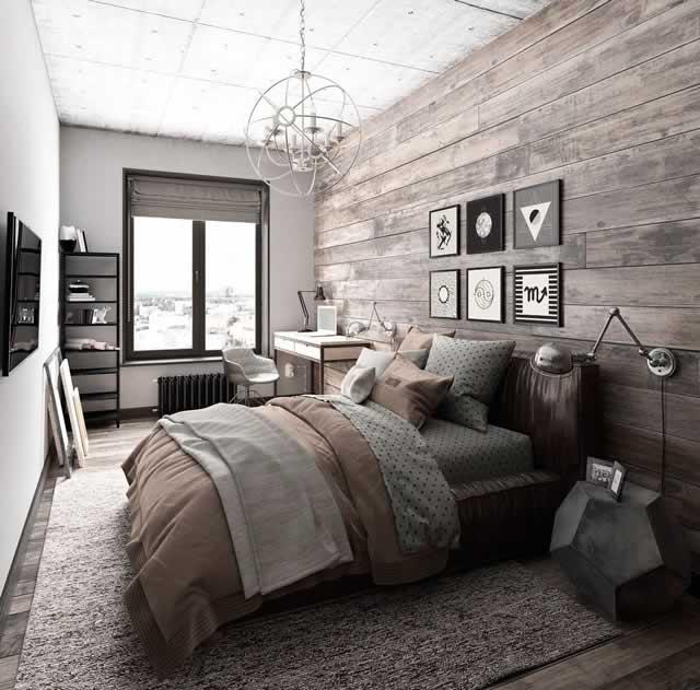 quarto de casal moderno 13