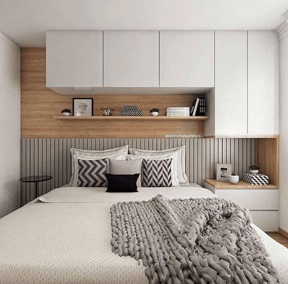 quarto de casal moderno 16