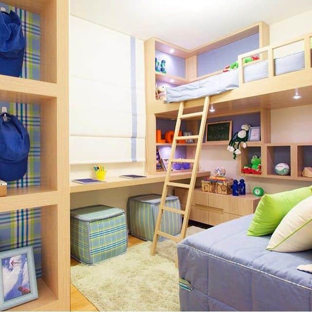 quarto infantil decoracao 53
