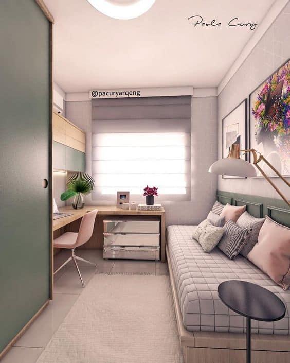 quarto pequeno decoracao 59