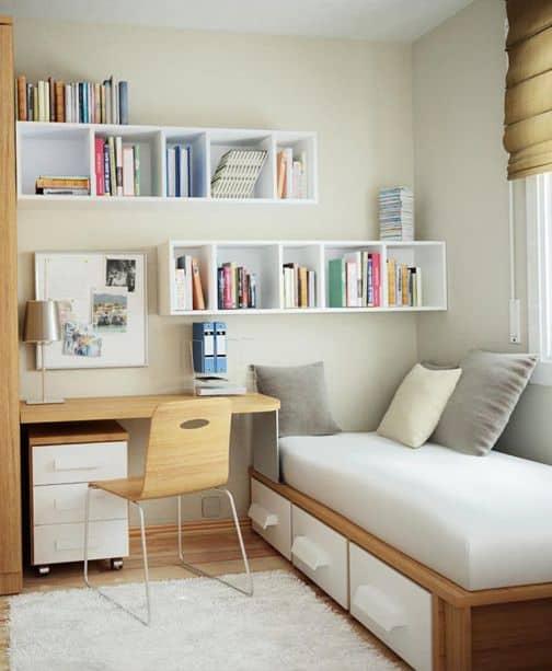 quarto pequeno decoracao 62