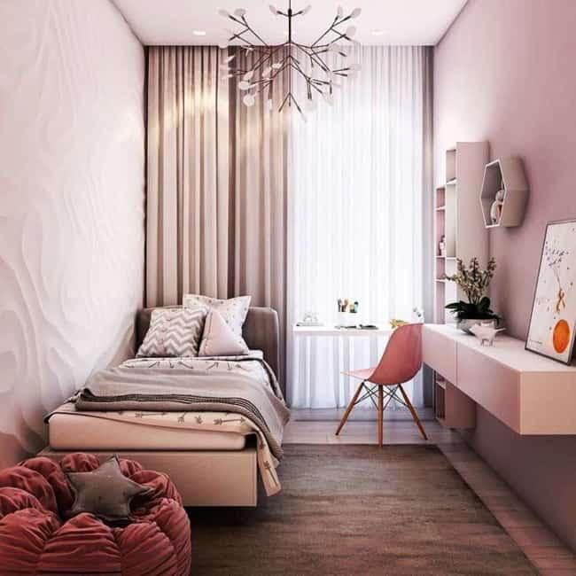 quarto pequeno decoracao 64
