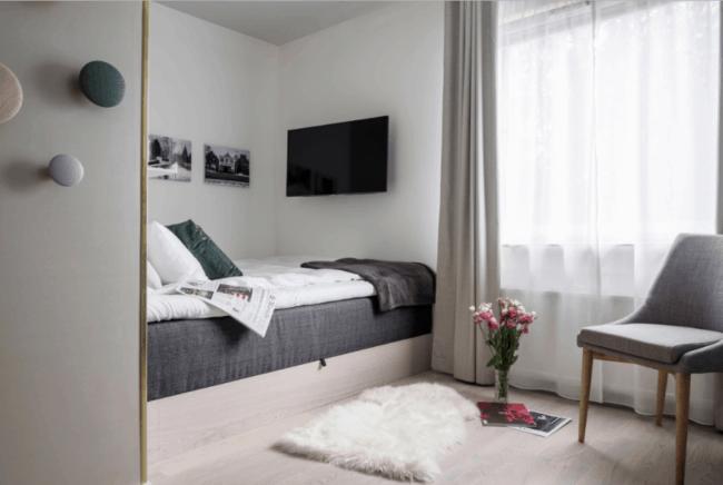 quarto pequeno decoracao 68