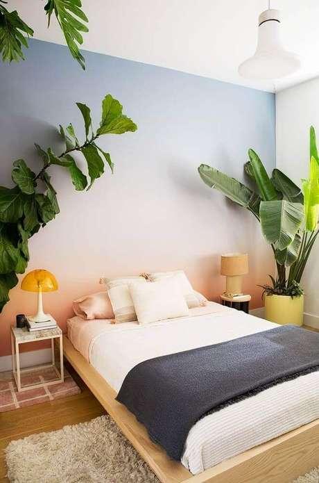 quarto simples decoracao 70