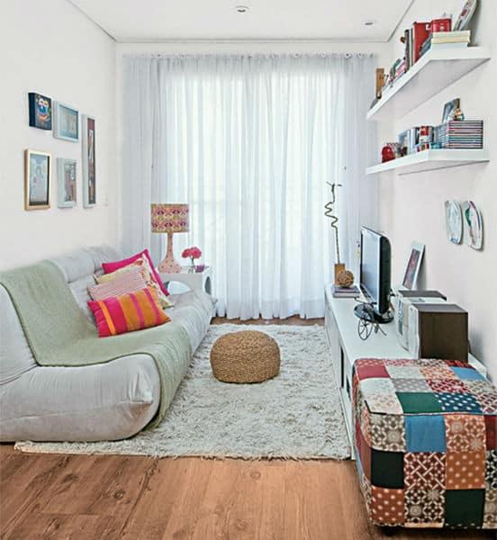 sala simples decoracao ideias 57